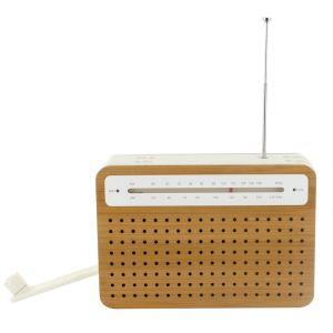 Lexon LA81 - Poste radio dynamo avec entrée pour MP3
