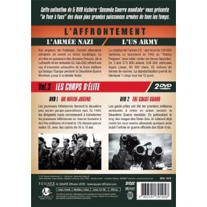 L'Affrontement Nazi : US Army - Volume 3 : L'appel du devoir