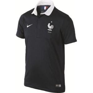 Nike Maillot de foot à domicile Equipe de France Coupe du Monde 2014 adulte