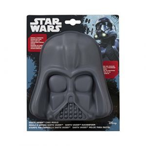 Moule à gateau en silicone Star Wars Darth Vader 24 cm