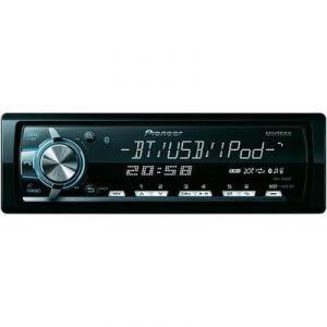 Pioneer DEH-X9600BT - Autoradio CD/USB/iPod/SD avec Bluetooth et USB (4 x 50 Watts)