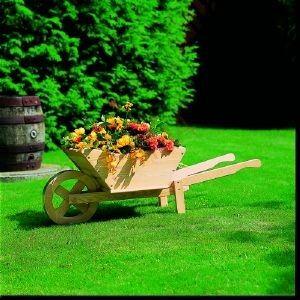 Promex Brouette à fleurs South