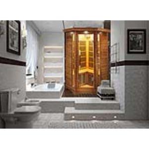 France Sauna Luxe 2/3 - Sauna cabine infrarouge pour 2/3 personnes