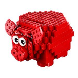 Lego 40155 - Tirelire cochon