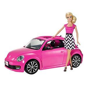 Mattel Barbie et sa Cocinnelle Volkswagen