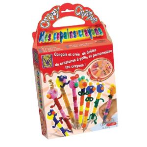 Creative Toys Mes copains crayons