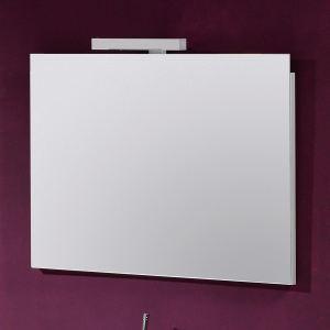 Allibert Miroir de salle de bain Adept (60 x 90 cm)
