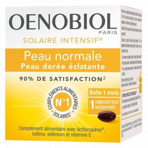 Oenobiol Solaire Intensif peaux normales - 30 comprimés