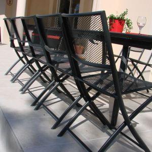 Chaise de jardin leroy merlin comparer 403 offres - Chaise pliante leroy merlin ...