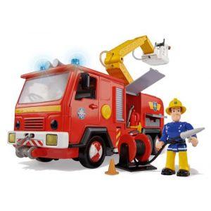 Smoby Jupiter le camion de Sam Le Pompier