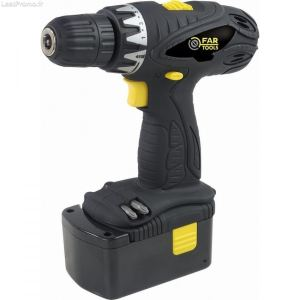 Far Tools KB 180 - Perceuse visseuse sans fil 18V