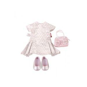 Gotz Vêtements pour poupée : robe, sac et chaussures