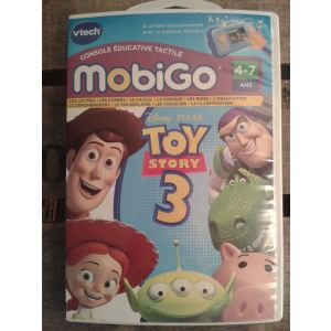 Vtech Jeu Mobigo Toy Story 3