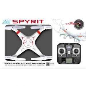 T2m Spyrit - Quadrocoptère radiocommandé
