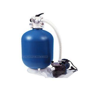 Aqualux 103463 - Filtre à sable 12 m3/h pour piscine hors-sol