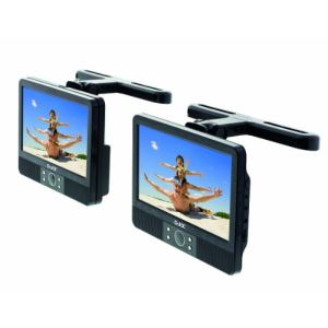 d jix pvs 905 39hsm lecteur dvd portable avec 2 crans comparer les prix avec. Black Bedroom Furniture Sets. Home Design Ideas