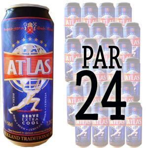 Atlas Bière traditionnelle Hollandaise (24 x 50 cl) 7.2°