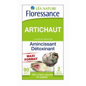 Floressance Amincissant Détoxinant - 60 gélules artichaut
