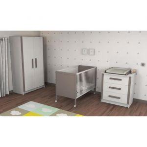 Ateliers T4 Fanny - Chambre bébé complète