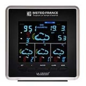 La crosse technology wd4025it s bl station m t o for Station meteo temperature interieure et exterieure