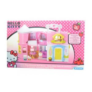 Blue-Box La maison victorienne Hello Kitty