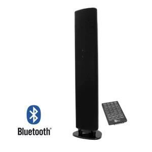 neo iptower enceinte tour d 39 accueil bluetooth comparer les prix avec. Black Bedroom Furniture Sets. Home Design Ideas