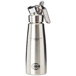 Ico CR105 - Siphon en inox (500 ml)