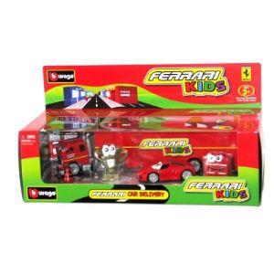 Bburago Coffret Ferrari Kids