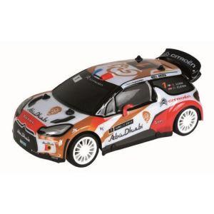 Mondo Voiture radiocommandée Citroën DS3 WRC 1/24ème