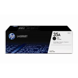 HP CB435A - Toner 35A noir 1500 pages