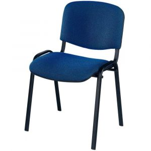Chaise visiteur playside bleu