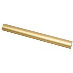 Feuille affiche couleur métallisée or, 75 g, 60 x 80 cm - Lot de 10