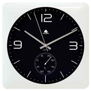 Horloge pendule carre comparer 64 offres - Horloge murale carree ...