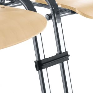 accroche chaises comparer 57 offres. Black Bedroom Furniture Sets. Home Design Ideas