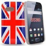 """Coque Samsung Galaxy Y/5360 """"Drapeau Anglais"""" - Neuf"""