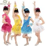 Heegrand Fille Robe Tutu Danse Et Performance Synthétique - Neuf