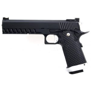 Pistolet A Bille Kp06 Gaz Full Metal Blowback Spin Up Lourd 1.2 Joule Ggb0345tm Airsoft - Neuf