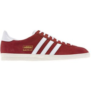 Adidas Originals Gazelle Og Baskets - Rouge - Neuf