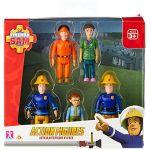 Sam le pompier - figurines, pack de 5 ( Neuf Marketplace )