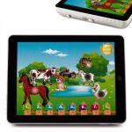 Jeu éducatif enfants - Ordinateur d'apprentissage en 4 langues - Tablette ( Neuf Marketplace )