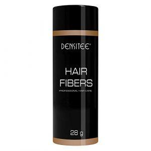 OLUTION ANTI CALVITIE !! DENSITEE 28G de poudre a cheveux, poudre densifiante innovante, poudre volumatrice effet visible immédiat grace aux microfibres de kératine naturelle, retrouvez une nouvelle densité capillaire instantanément Convient aux hommes et