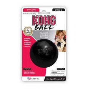 Kong Extreme Balle pour Chien Noir Taille M/L ( Neuf )
