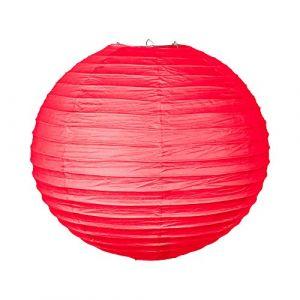 Skylantern Original 1466 Lanterne Boule Papier Rouge 40 cm ( Neuf )