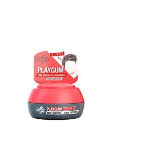 Vivelle Dop - Playgum Dressé Cire-Crème Coiffante Pour Homme - 80 ml ( Neuf )