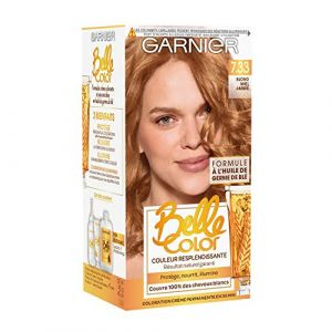 Garnier - Belle Color - Coloration 8N Blond Nude - Lot de 2 ( Neuf )