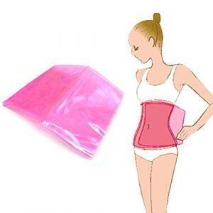 Tinksky Les femmes brûlent Cellulite graisse ceinture Super élastique PVC corps ventre Sauna endurance minceur ceinture poids perte ceinture ( Neuf Marketplace )