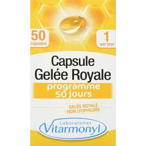VITARMONYL Gelée Royale 50 Capsules ( Neuf )