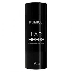 OFFRE EXCEPTIONNELLE !!! - DENSITEE 28 g - Poudre a cheveux- Poudre densifiante révolutionnaire pour Homme - microfibres keratine naturelles - densité volume et anti-calvitie - 28g – NOIR ( Neuf Marketplace )