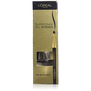 L'Oréal Super Liner Gel Intenza Golden Black 002 ( Neuf )