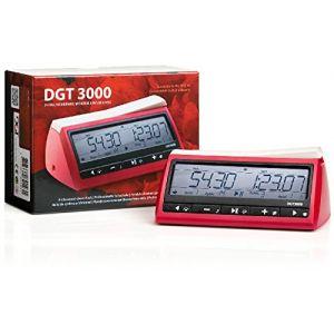 Philos - 4695.0 - Chronomètre d`Échecs digital - DGT 3000 ( Neuf )